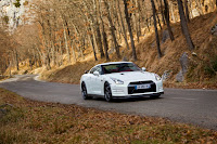 2012 MY Nissan GT-R car auto Égoïste official press media photo image picture high resolution original source facelift revised new generation enhanced restyled special exclusive edition