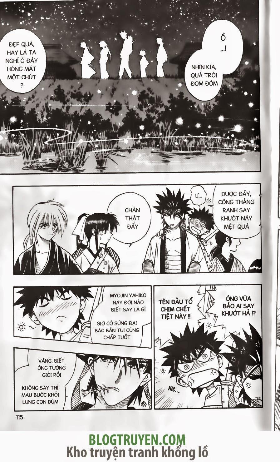 Rurouni Kenshin chap 154 trang 14