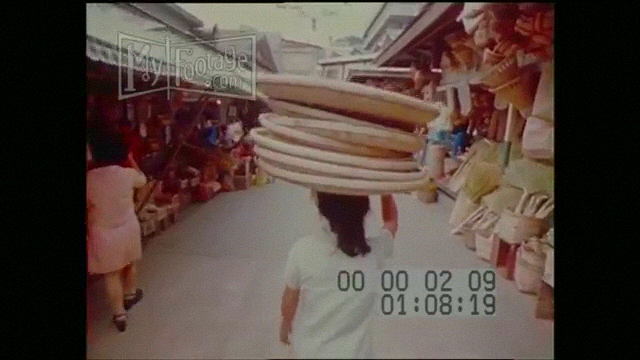 Stunning HD Video Shows Rich Philippines During Martial Law Period