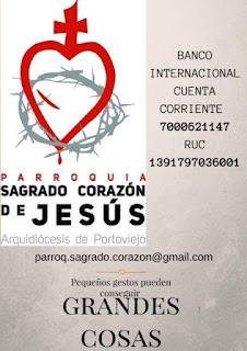 misionero, terremoto, ecuador, parroquia