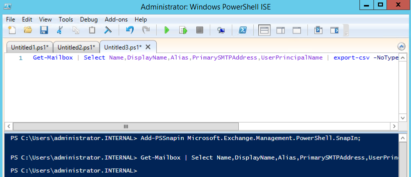365 Admin: How to create basic PowerShell scripts with