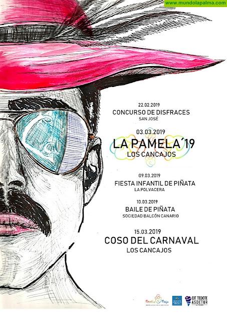 La magia del Carnaval en Breña Baja
