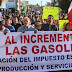 CNTE se sumará a marchas nacionales vs. 'gasolinazo'