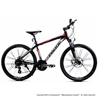 Sepeda Gunung Pacific Esplendid 8.0 Aloi 24 Speed 26 Inci