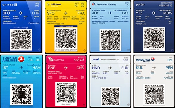 Student Hacks Apple Passbook App To Get Free Flight
