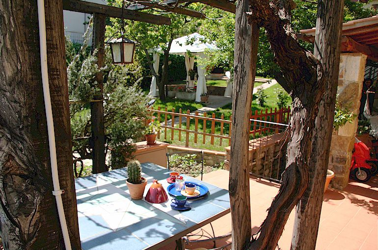 Recommend a Bed and Breakfast accommodation in Greve in Chianti