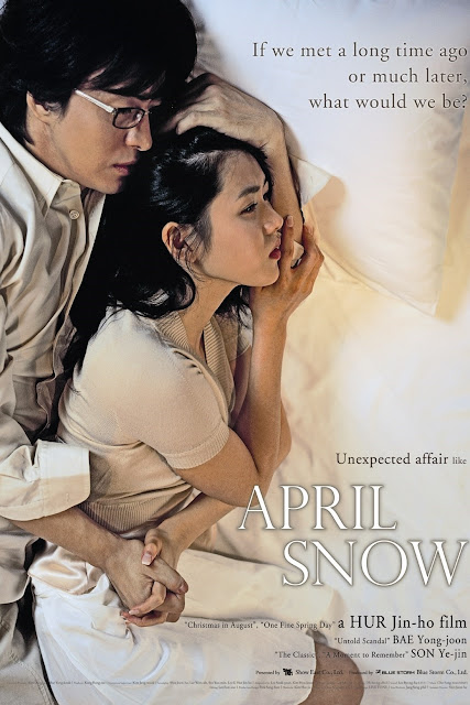 Sinopsis April Snow (2005) - Film Korea