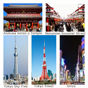 Paket Tour Japan Wonderful + Yokohama Cheria
