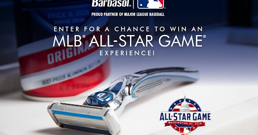MLB - All-Star Game Experience Sweepstakes
