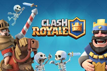 Tips dan Trik cara bermain Clash Royale dan dapat Gems gratis