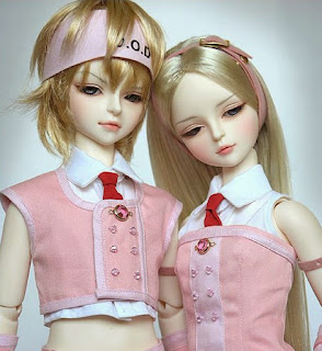 doll couple photos