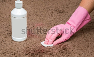 Tips in Cleaning Up Mashed Potato Spills on Your Carpet
