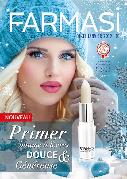 catalogue farmasi maroc janvier 2019