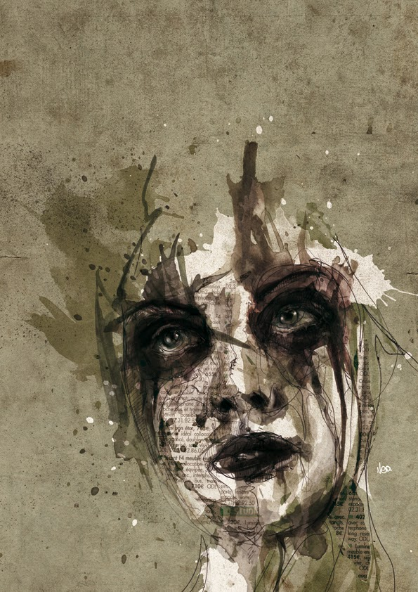 19-Joy-Florian-Nicolle-neo-Portrait-Paintings-focused-on-Expressions-www-designstack-co