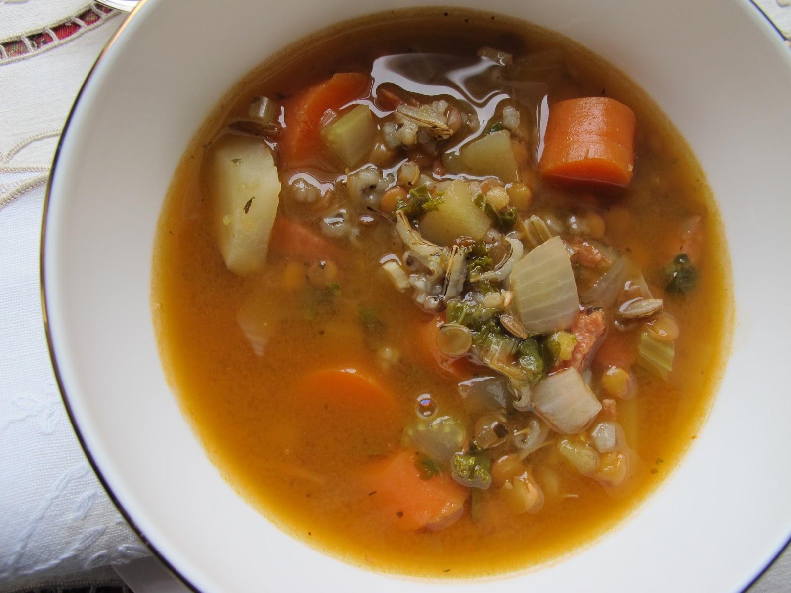 Smitten Kitchen Kale Lentil Sausage Soup