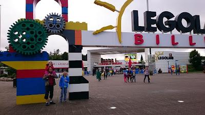 Legoland, Lalandia & Givskud Zoo
