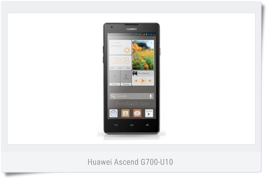 [FIRMWARE] Huawei Ascend G700-U10 Android 4.2.1 (Jelly Bean)