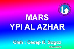 MARS YPI AL AZHAR - Yayasan Pesantren Islam Al Azhar