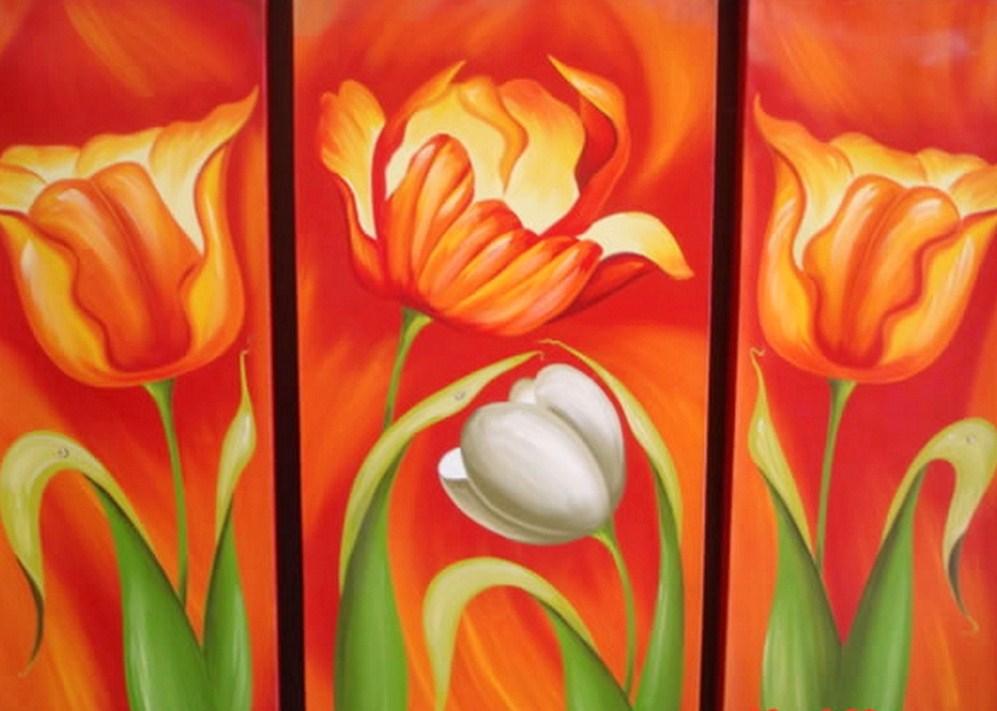 Imagenes Arte Pinturas Galeria Nuevos Cuadros Con Flores