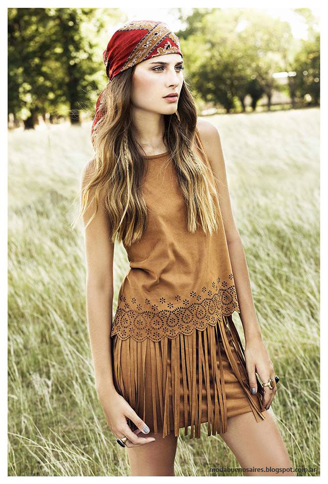 Moda invierno 2016 ropa de mujer Sans Doute,