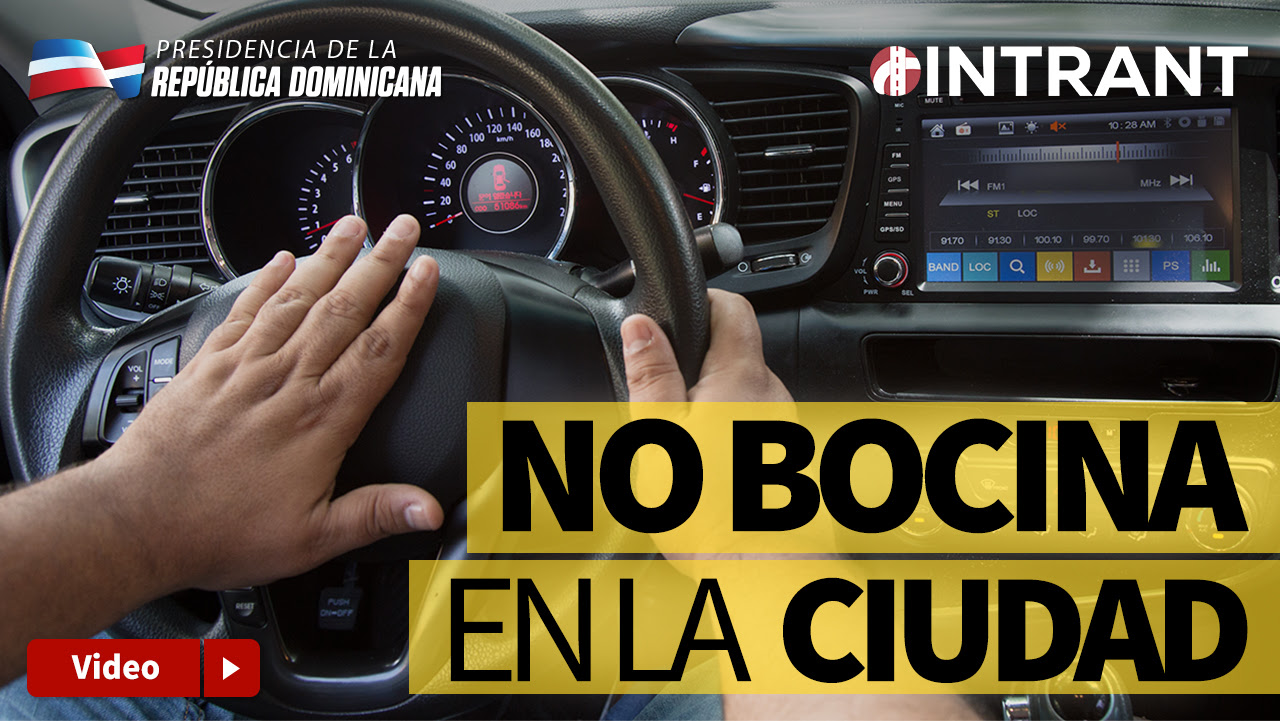 VIDEO: No bocina en la ciudad