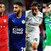 Os jogadores mais votados na eleição do melhor da Europa