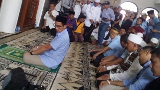 Pasca Tsunami Selat Sunda, Sandi Usulkan Tobat Nasional