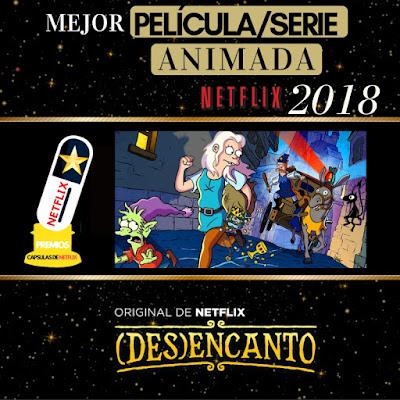 Lo mejor de netflix 2018
