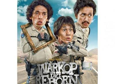 Biodata Pemain Film Warkop DKI Reborn: Jangkrik Boss!