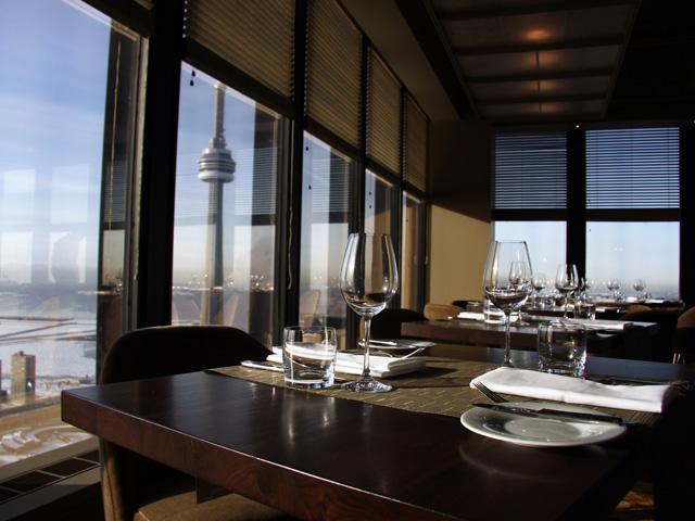 Restaurante Canoe em Toronto