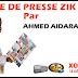 Revue de presse (Wolof) Zik fm du mercredi 19 septembre 2018 par Ahmed Aidara
