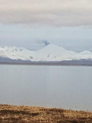 ALASKA: MONTE PAVLOF EN FASE ERUPTIVA, 13 de Noviembre 2014