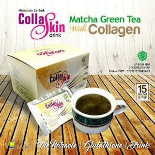 collaskin drink nasa