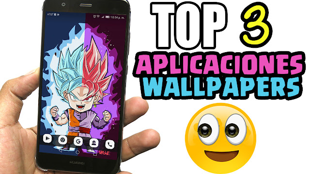 Fondos De Pantalla Para Celulares Android Y Iphone 2018: MEJORES APPS PARA WALLPAPERS EN ANDROID 2018!!