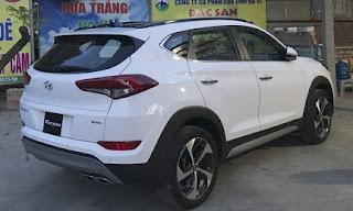 Tucson giá rẻ hơn Mazda CX5