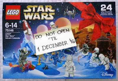 LEGO Star Wars Advent Calendar [75146] (Do not open!)