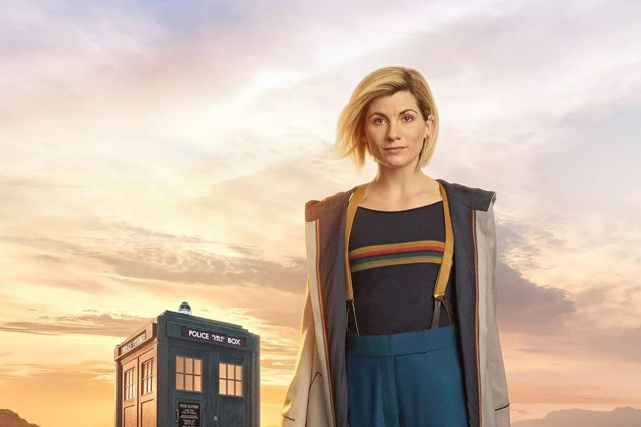 Doctor Who : First Look At Jodie Whitaker.
