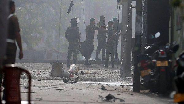 Daesh asume la autoría de los ataques terroristas en Sri Lanka