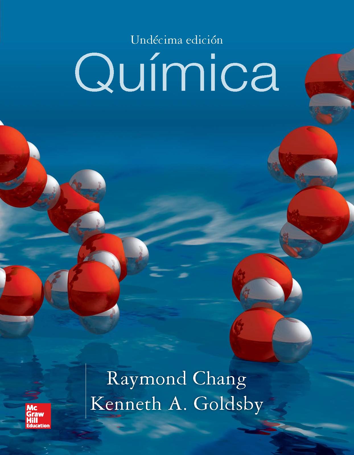 LIBRO DE QUIMICA 11va EDICION DE RAYMOND CHANG