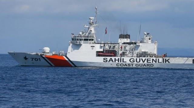 Τουρκική ακταιωρός «παρενόχλησε» το σκάφος του ΥΦΕΘΑ Στεφανή κοντά στα Ίμια! – Η αντίδραση του ΥΠ.ΕΞ.