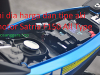 Harga dan spesifikasi aki motor Suzuki Satria F150 terbaru