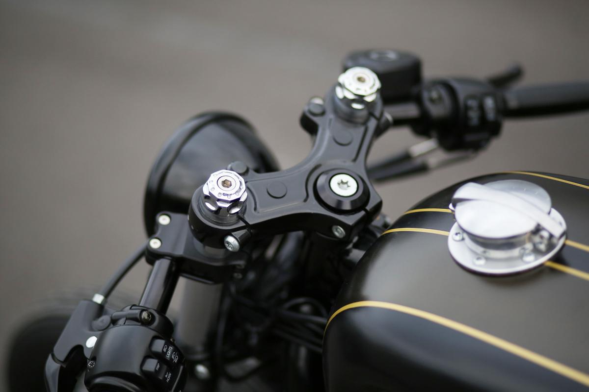 Harley Davidson Sportster Buell Engine Hop Up Guide Kip Woodring 2003 Paperback