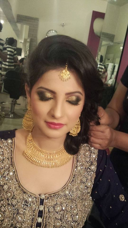 Bridal Makeup Ideas For Modern And Young Brides By Mona J From 2015