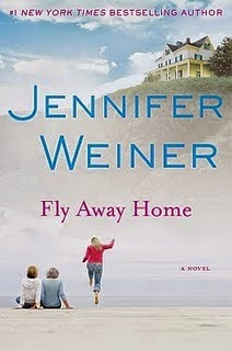 BOOK REVIEW: Fly Away Home by Jennifer Weiner