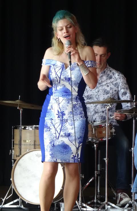 Bebop Spoken Here Lindsay Sings The Blues Gala Theatre Durham