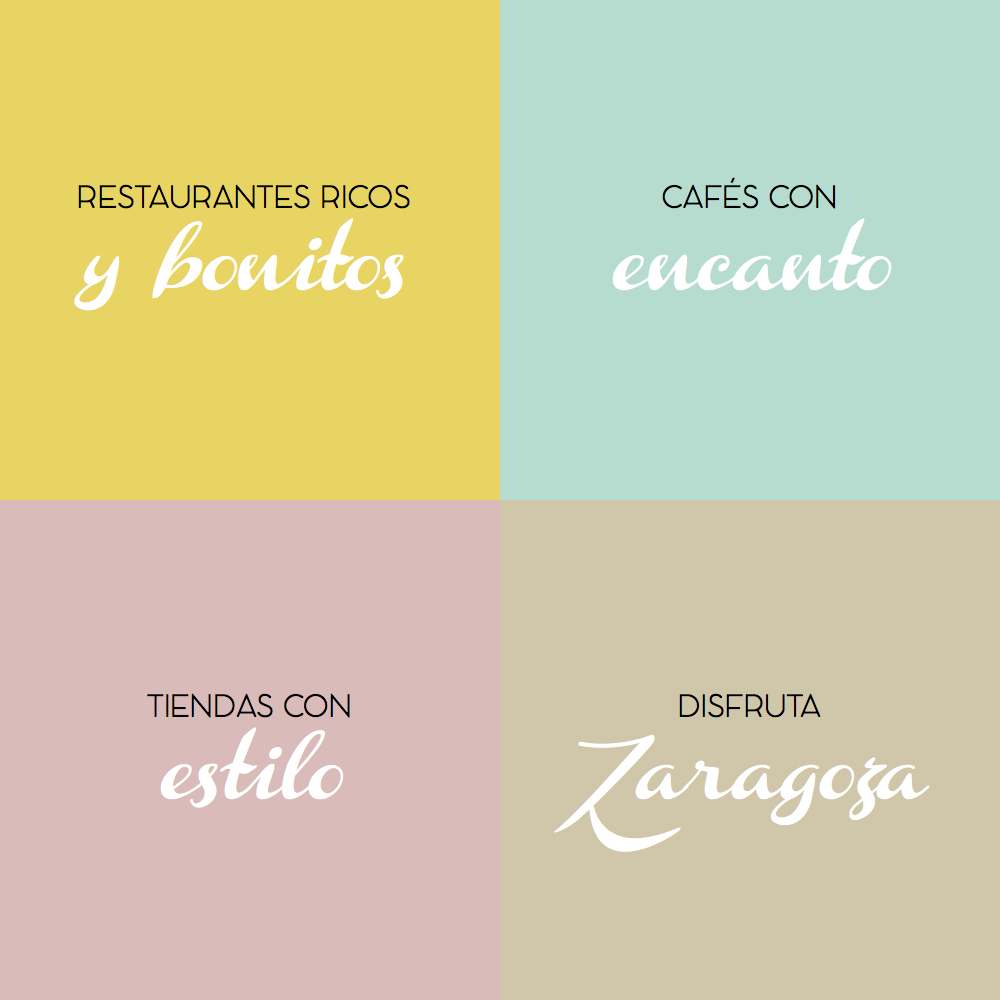 Guía de Zaragoza.