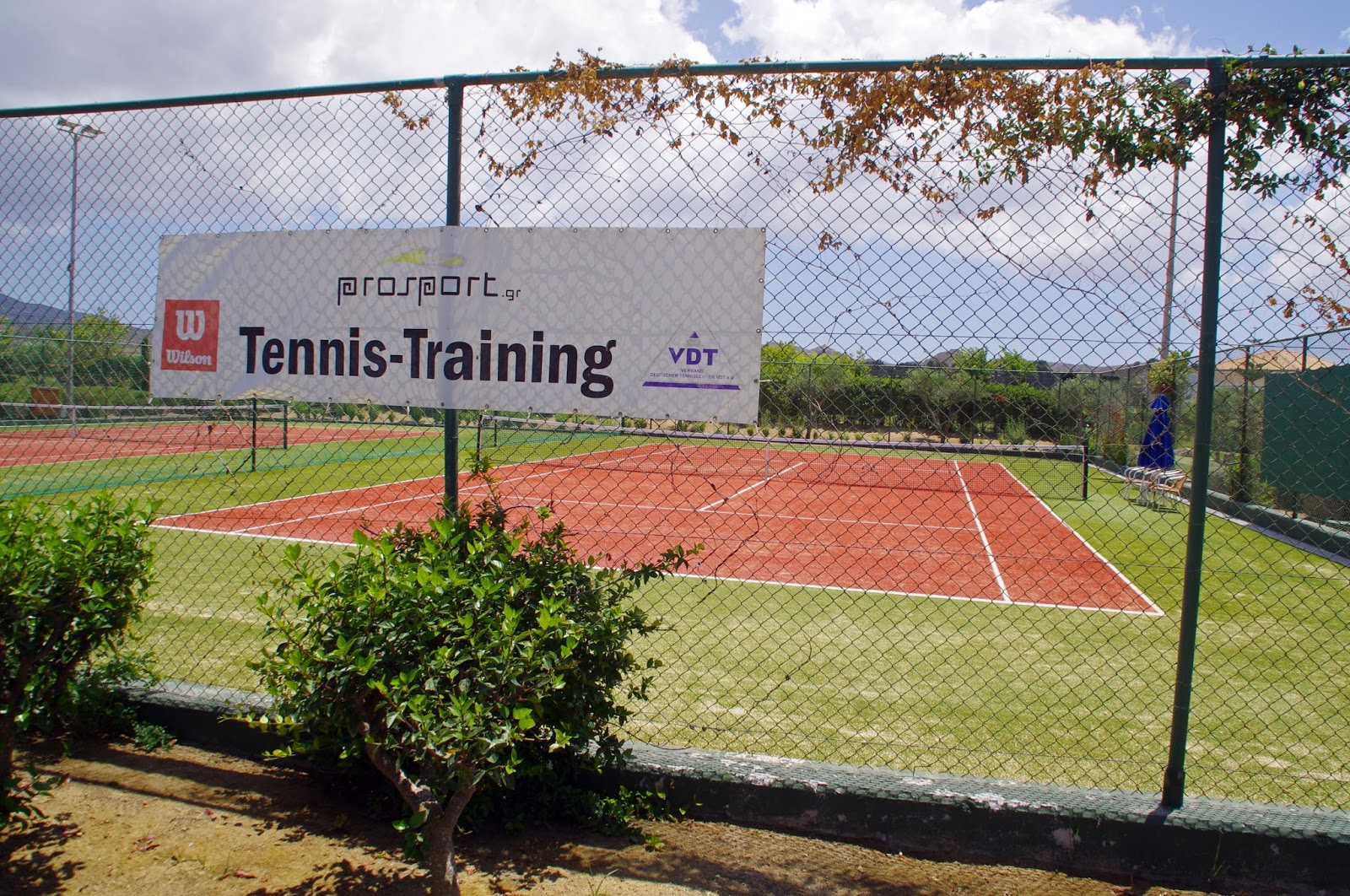 Neptune Hotel Kos Tennis Court
