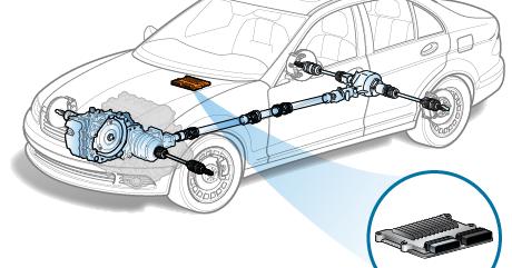 Land Rover Discovery 3 Wiring Diagrams 2009 Ford Fusion Stereo Diagram Module De Commande Du Groupe Motopropulseur - Fiche Technique Auto