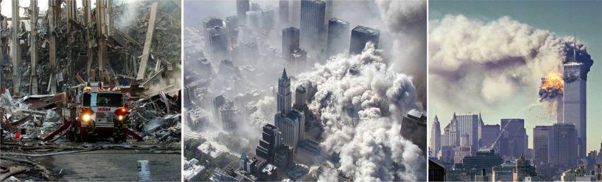 Quando è accaduta la tragedia delle Torri Gemelle, io avevo ancora la città ben presente negli occhi. La mia New York era ormai solo un sogno lontano.