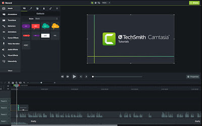 TechSmith Camtasia Youtube video yapma programı